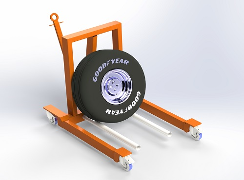 Tire & Brake Dolly